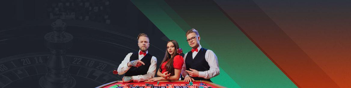 ninja casino med live dealers