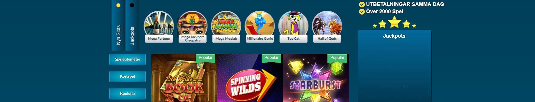 eu casino recension och betyg för svenska online casino bild 3