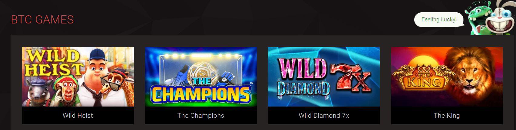 BTC Games