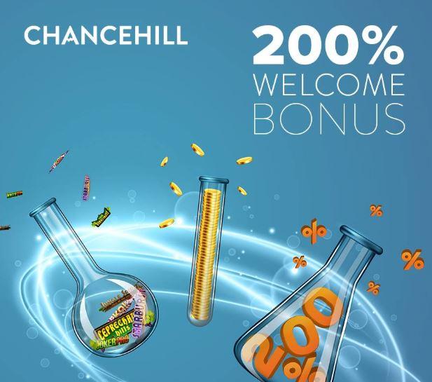 chance hill bonus