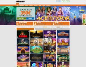 Visit Winner Casino