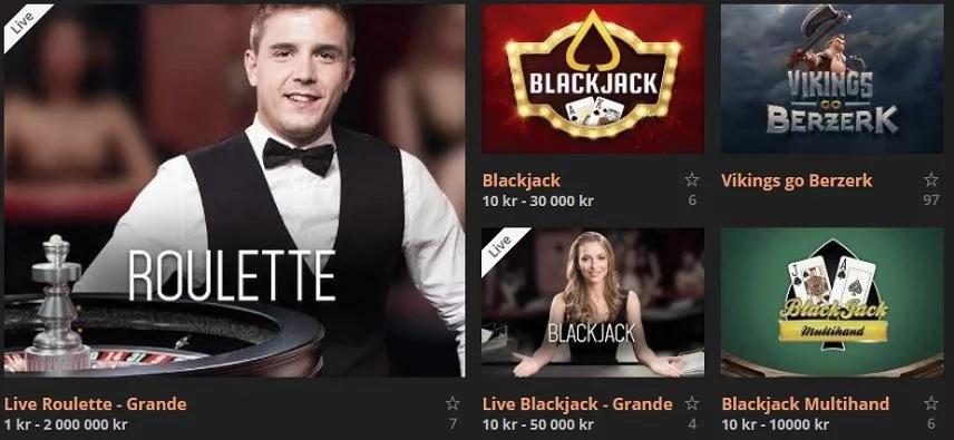 Storspelare Casino Svensk Bonus