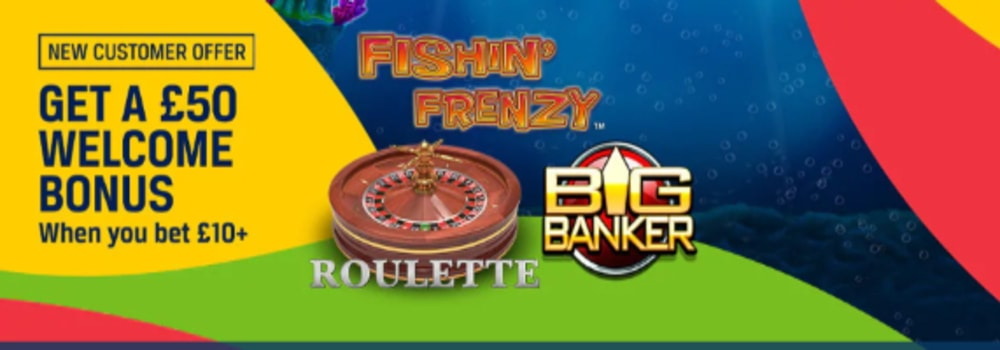Coral Casino Welcome Offer