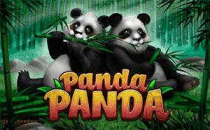 Panda Panda slot logo