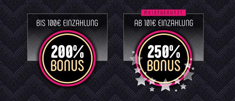 Slotilda Bonus