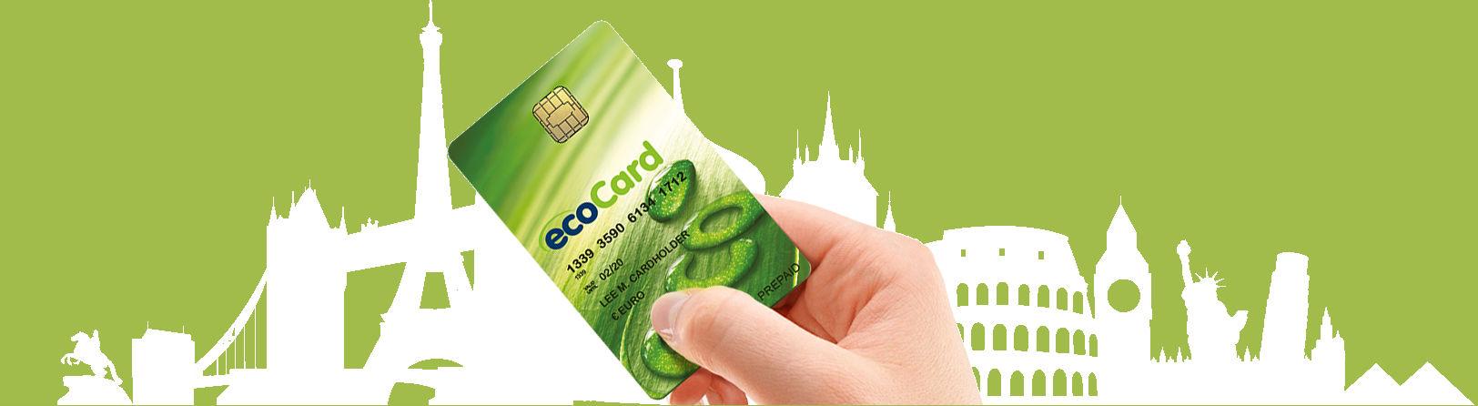 EcoCard / EcoPayz:在线娱乐场最佳搭档