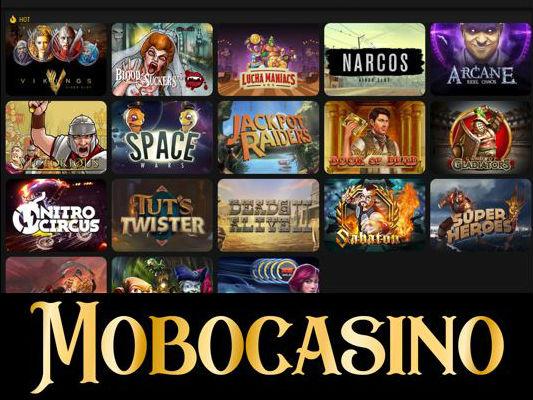 Visit MoboCasino
