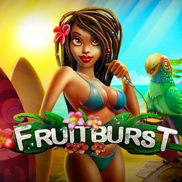 Логотип игры Fruit Burst