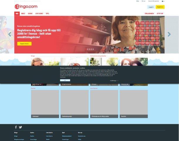 Visit Bingo.com
