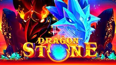 Dragon Stone slot by iSoftBet