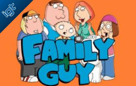 Family Guy 老虎机