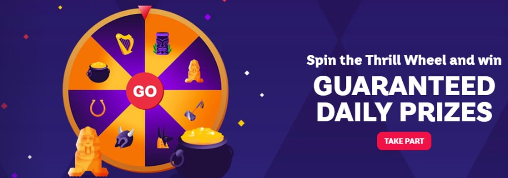 party casino daily promotions
