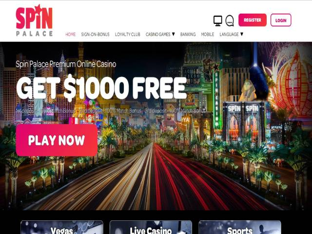 Visit Spin Casino