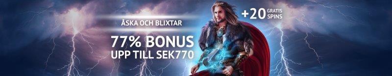 7 Gods Casino Bonusar