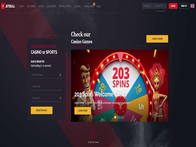 Visit Jetbull Casino