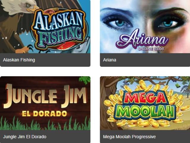 Visit All Jackpots Casino