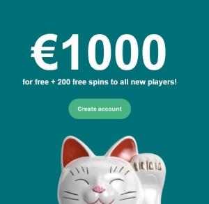LuckyDays casino bonus