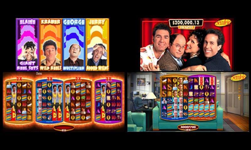 Seinfeld Slot Scientific Games
