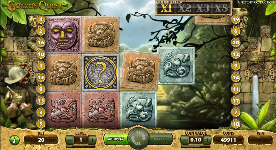 Online Slot Spiele