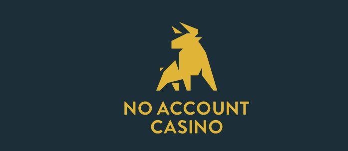 no account casino kasino ilman rekisteröitymistä