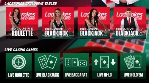 Labrokes live dealer