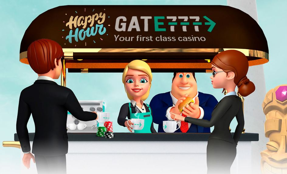 Gate 777 casino kokemuksia
