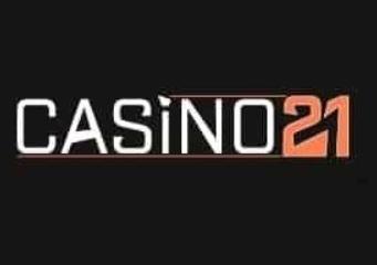 Recensione CASINO21 logo