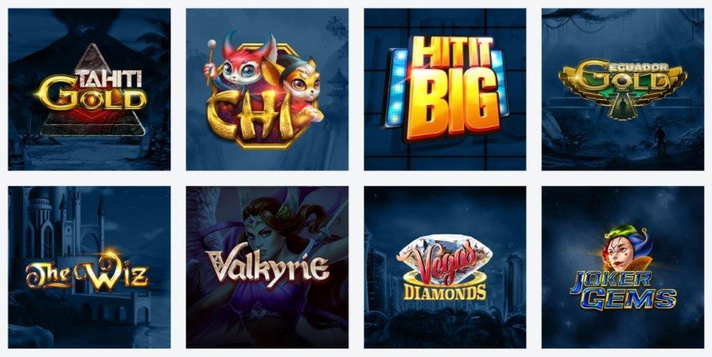 spel från elk studios på casino