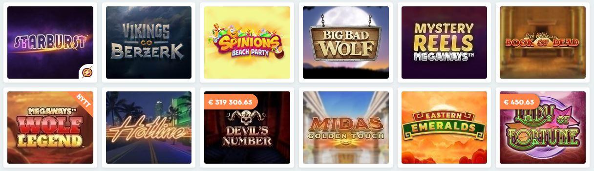 Spelen på Speedy Casino 2019