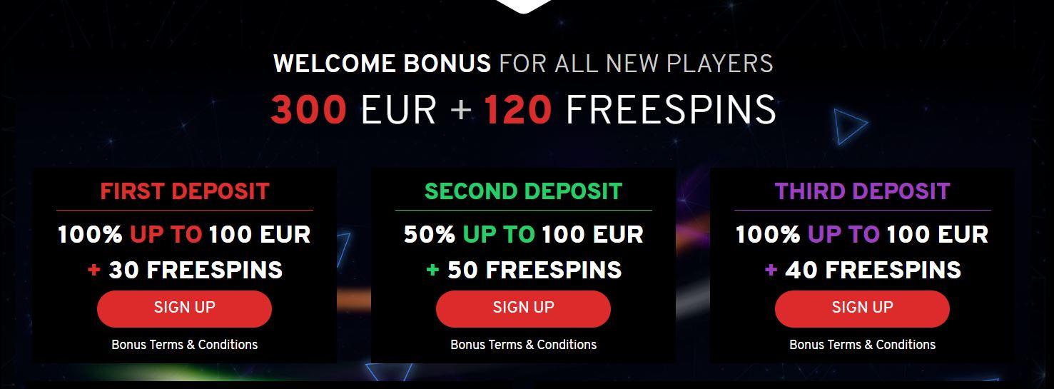 n1 casino bonuses