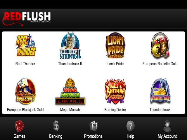 Visit Red Flush Casino