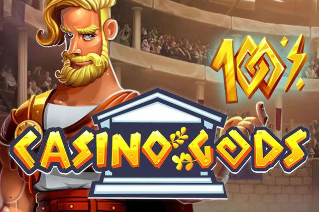 Casino Gods logo