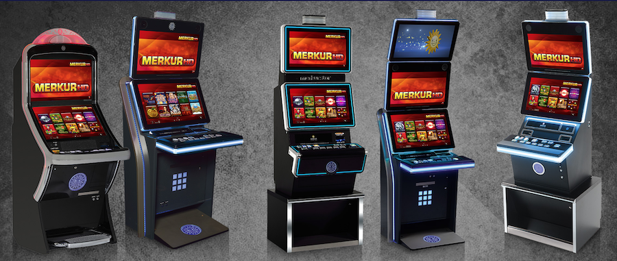 Merkur Gaming 在线游戏