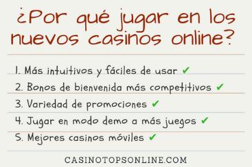 razones-para-jugar-en-nuevos-casinos