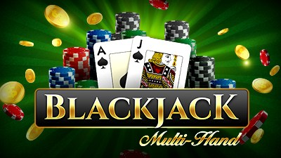 Blackjack multi hand by iSoftbet