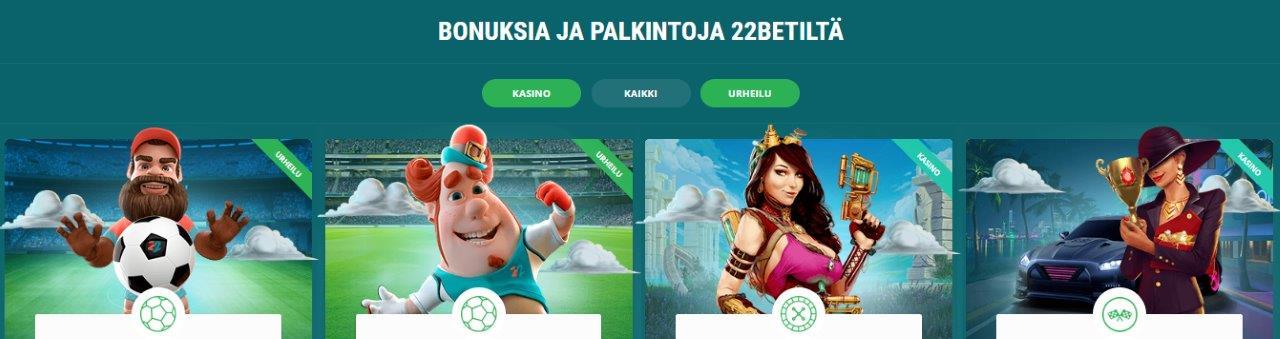 22bet casino wunderino ilmaiseksi suomalaiset uudet kasinot