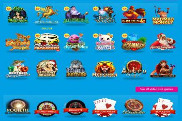 Visit HappyLuke Casino