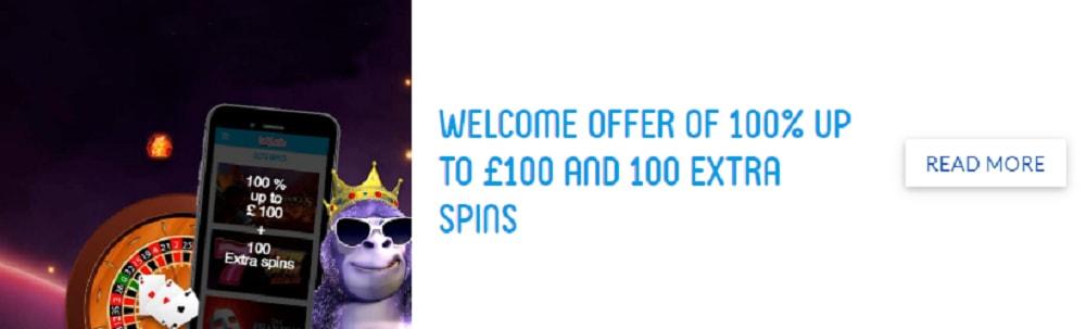 Ladylucks casino welcome bonus