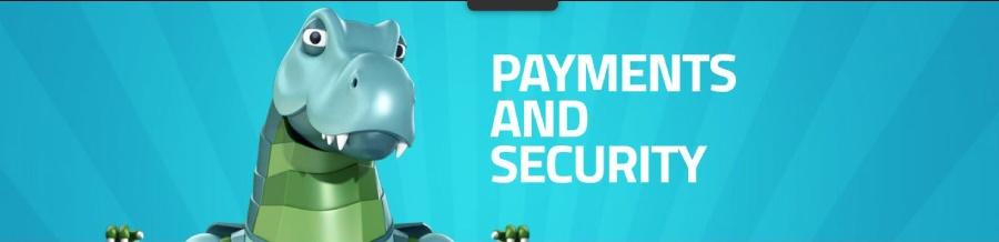 Payment methods at luckydino casino