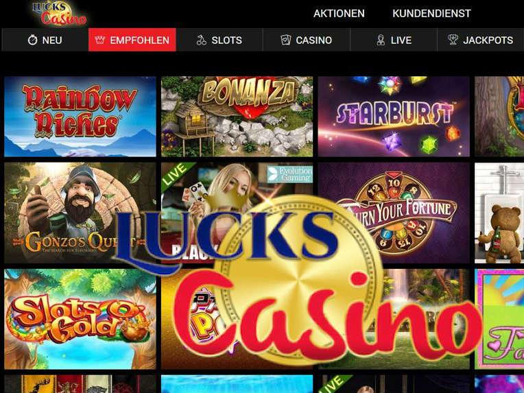 Visit Lucks Casino