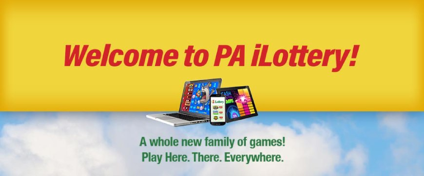 Welcome to PA iLottery