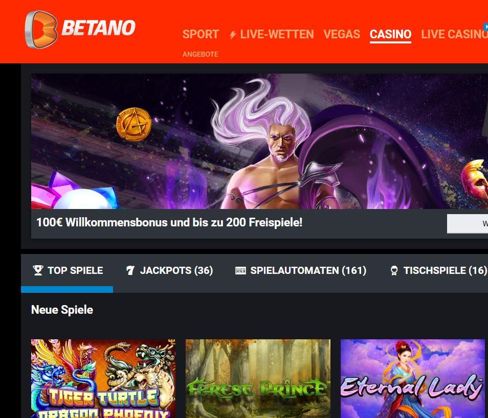 Visit Betano Sportwetten und Casino