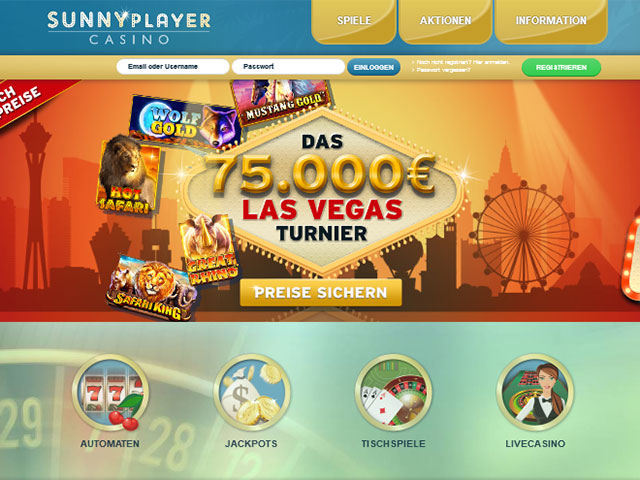 Visit Sunnyplayer Casino