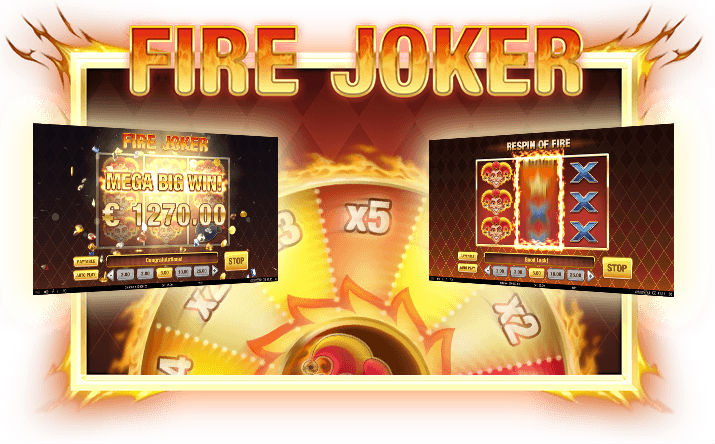 karjala casino fire joker bonuskierrosta
