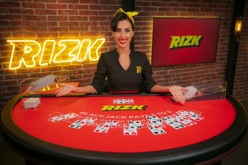 Rizk Casino Launches Live Studio