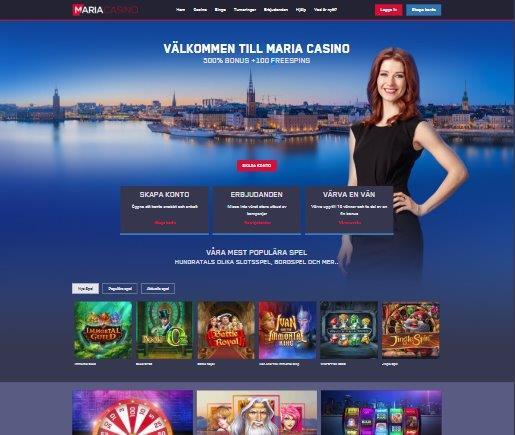 Visit Maria Casino