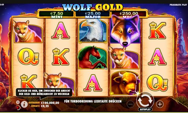 Spiele Thunderspin Low Roller - Video Slots Online
