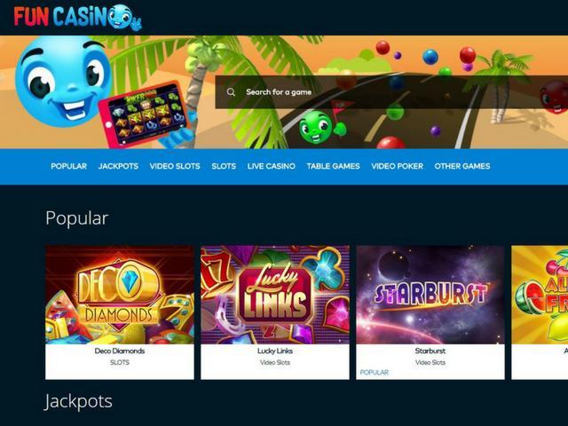 Visit Fun Casino