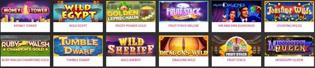 Cayetano Gaming Slots