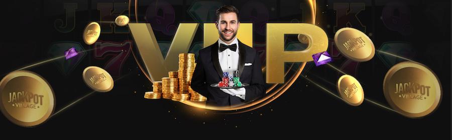 Jackpot Village Casino 的 VIP 贵宾俱乐部